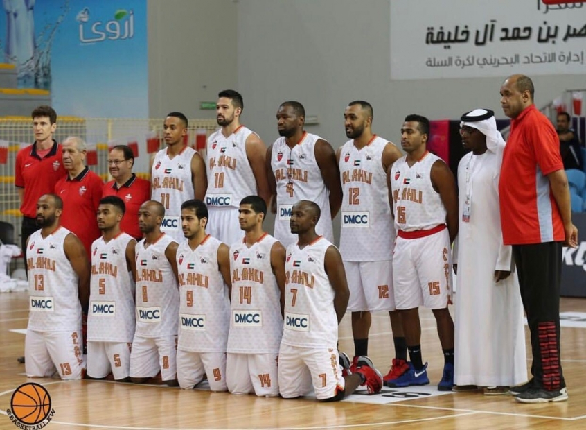 DMCC Nets Dubai's Al Ahli Club Basketball Team Sponsorship Ahead of GCC Championship