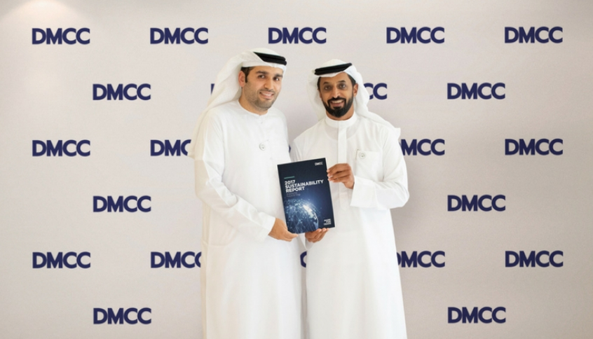 DMCC Publishes Sustainability Report; First Free Zone in the GCC to Commit to the UNGC