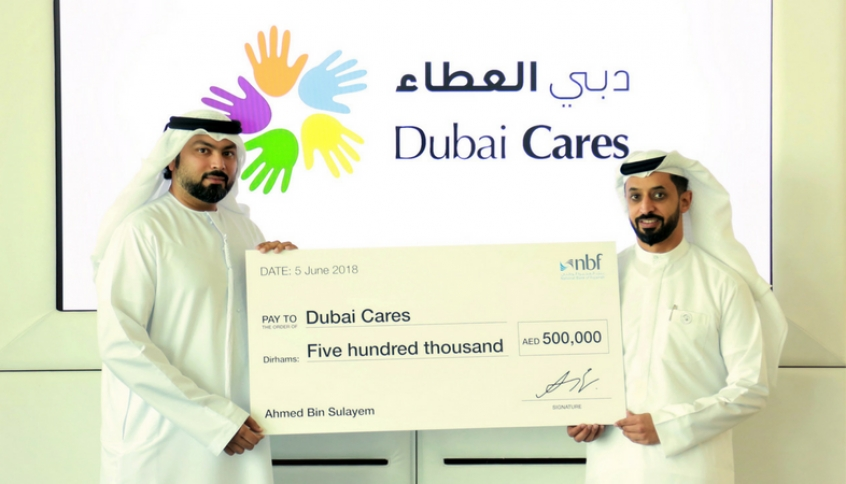 Ahmed Bin Sulayem Donates AED 500,000 to Dubai Cares in Support of The Year Of Zayed