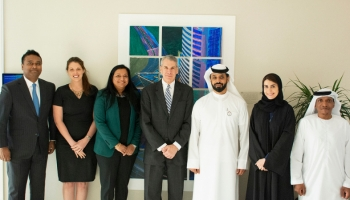 DMCC welcomes visit of US Consul General in Dubai