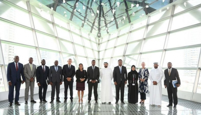 DMCC Hosts Angolan Rough Diamond Delegation