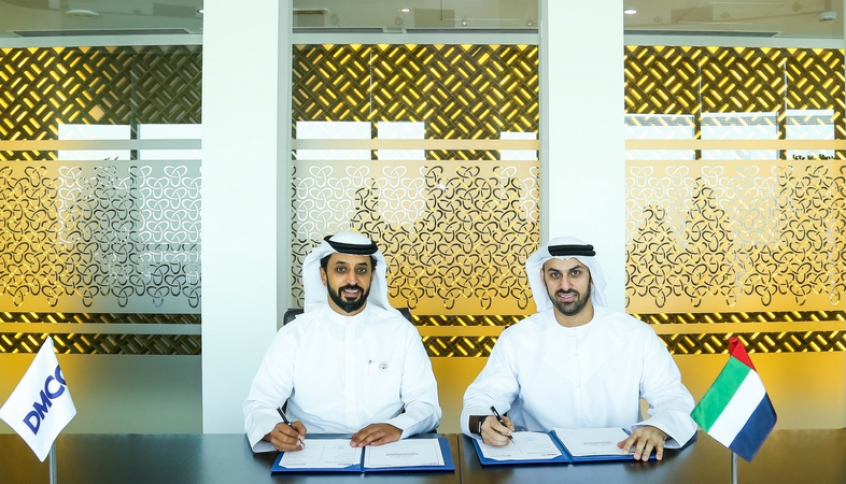 DMCC and Emirates Post Group Sign MoU to Deliver New Postal Services for Dubai Community of Over 100,000 People