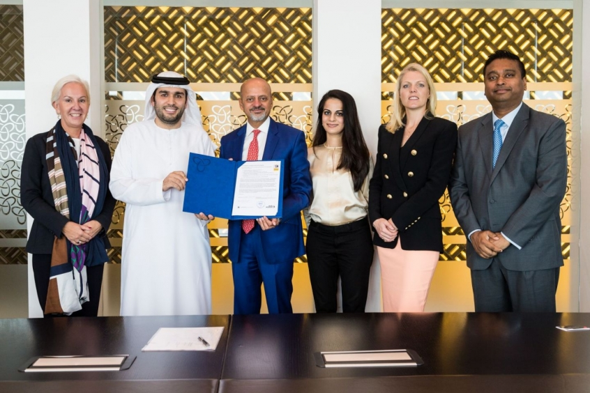 DMCC Signs UN Women's Empowerment Principles Advancing Gender Equality