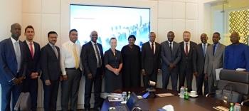 DMCC informiert Senegals Wirtschaftsministerin über wirtschaftliche Attraktivität von Dubai