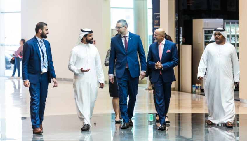 DMCC briefs Australian Ambassador on commercial opportunities in Dubai